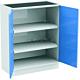 Treston C30507001. Шкаф 80/100 Комбинация 1 синий