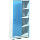 Treston C30707001. Шкаф 80/160 комбинация 1 синий