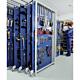 Treston 830682-07. Дополнительная перфорированная панель для системы хранения