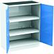 Treston C30507000. Шкаф 80/100 рама, синий